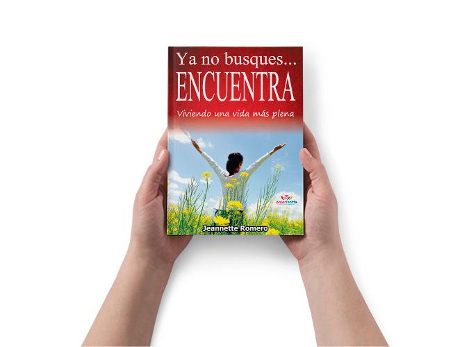 comprar libro ya no busques_encuentra jeannette romero